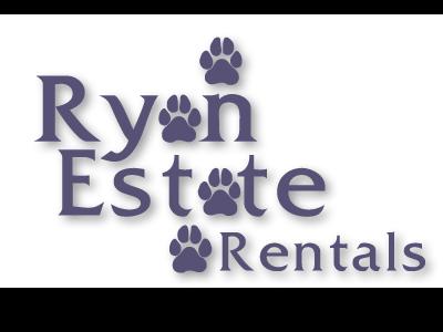 Image of the Ryan Estate Rentals Logo